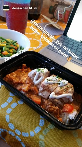 Clients Are Absolutely Loving Our No-Butter Butter Chicken HealthyEatingMadeEasy